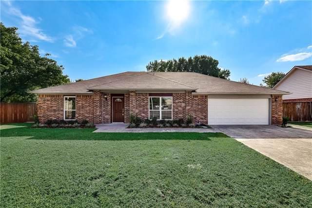 3114 Hillcrest Drive, Rowlett, TX 75088 (MLS #14128376) :: Robbins Real Estate Group