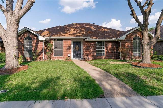 465 Sandy Knoll Drive, Coppell, TX 75019 (MLS #14128557) :: The Real Estate Station