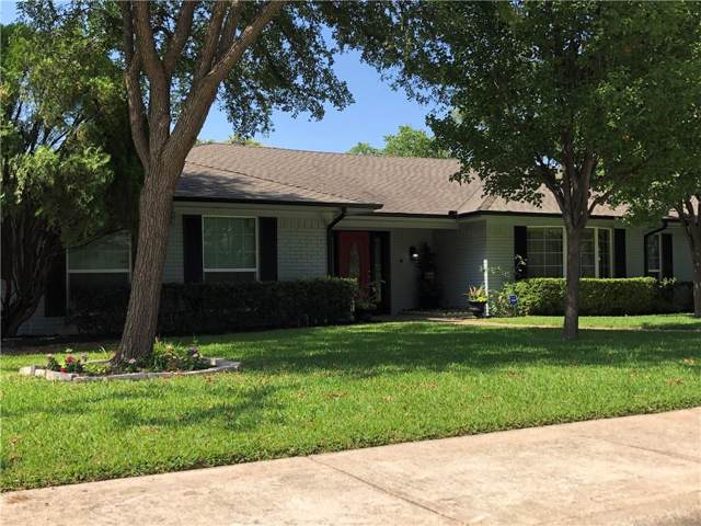 6848 Heatherknoll Drive, Dallas, TX 75248 (MLS #14128566) :: Baldree Home Team