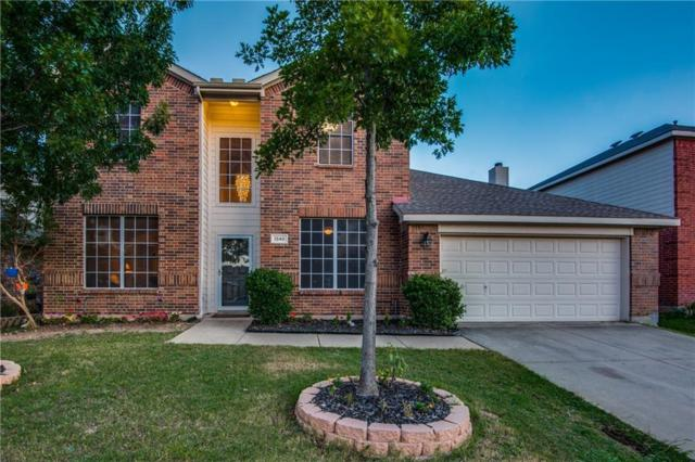 1340 Pheasant Run Trail, Fort Worth, TX 76131 (MLS #14128692) :: Lynn Wilson with Keller Williams DFW/Southlake