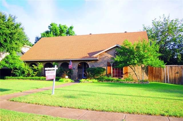 907 Loganwood Avenue, Richardson, TX 75080 (MLS #14129337) :: Kimberly Davis & Associates