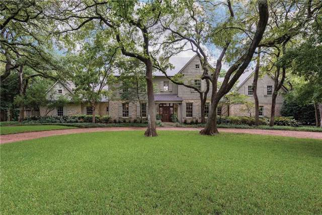 4709 Bluffview Boulevard, Dallas, TX 75209 (MLS #14129530) :: The Heyl Group at Keller Williams