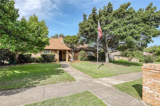 10196 Wandering Way Street, Benbrook, TX 76126 (MLS #14129536) :: Potts Realty Group