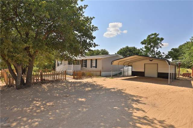 10005 County Road 379, Hawley, TX 79525 (MLS #14129537) :: Frankie Arthur Real Estate