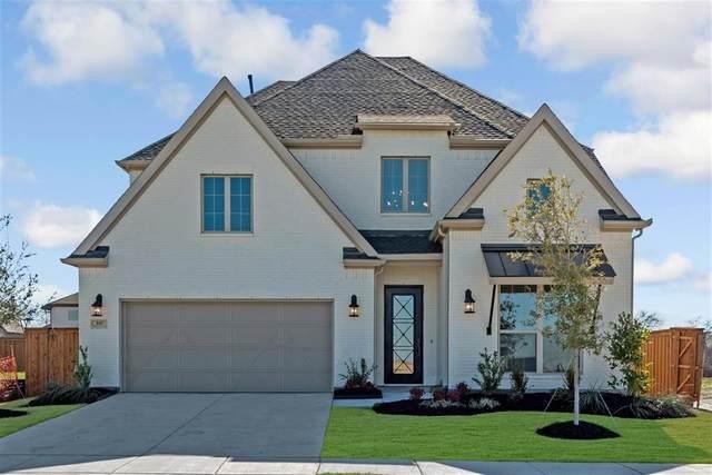 845 Emporio Drive, Allen, TX 75013 (MLS #14129908) :: Hargrove Realty Group