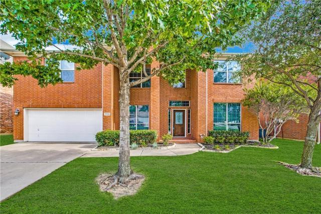 3924 Penny Royal Drive, Fort Worth, TX 76244 (MLS #14129952) :: Hargrove Realty Group