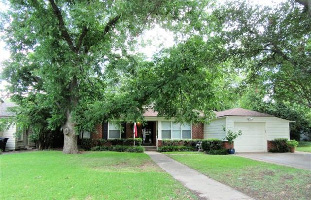 6413 Locke Avenue, Fort Worth, TX 76116 (MLS #14130091) :: The Mitchell Group