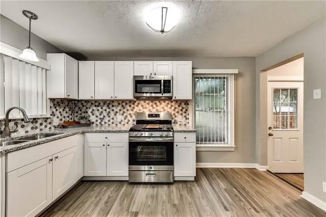 1319 Wilbur Street, Dallas, TX 75224 (MLS #14130118) :: RE/MAX Town & Country