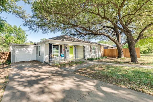3137 Bigham Boulevard, Fort Worth, TX 76116 (MLS #14130251) :: Kimberly Davis & Associates