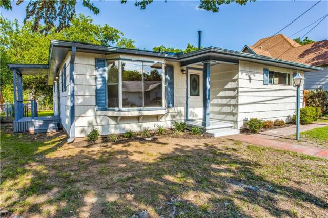 1122 N Weaver Street, Gainesville, TX 76240 (MLS #14130312) :: RE/MAX Town & Country