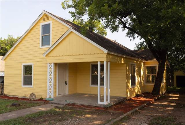 3513 Avenue E, Fort Worth, TX 76105 (MLS #14130382) :: Lynn Wilson with Keller Williams DFW/Southlake