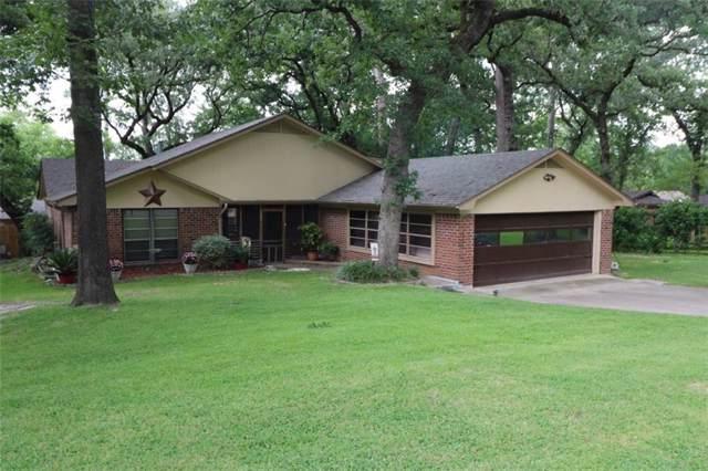 305 Rosewood Drive, Hideaway, TX 75771 (MLS #14130417) :: RE/MAX Town & Country
