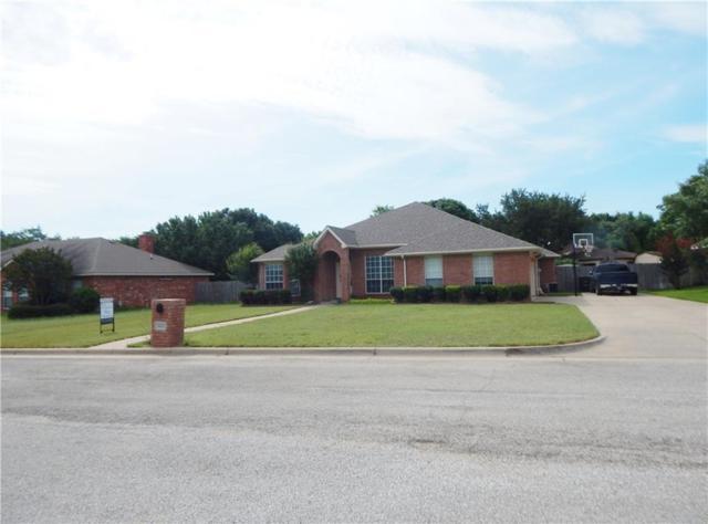 1623 Meadowlark Drive, Cleburne, TX 76033 (MLS #14130458) :: The Good Home Team