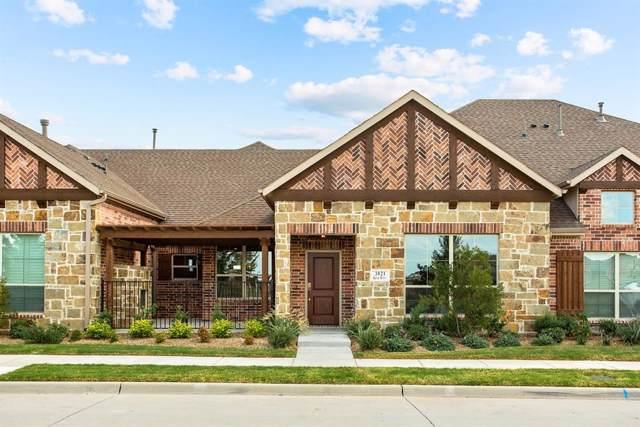 3821 Dalea Drive, Prosper, TX 75078 (MLS #14130587) :: The Heyl Group at Keller Williams