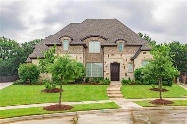 1201 Hibiscus Drive, Keller, TX 76248 (MLS #14130663) :: The Tierny Jordan Network