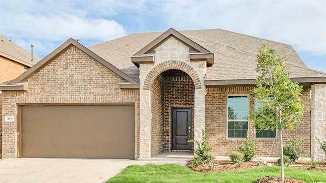 316 Burr Lane, Fate, TX 75189 (MLS #14130668) :: RE/MAX Landmark