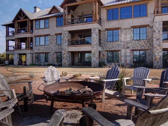 2504 Century Oak Drive #103, Possum Kingdom Lake, TX 76449 (MLS #14130680) :: Century 21 Judge Fite Company