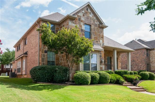 8009 Creek View Drive, North Richland Hills, TX 76180 (MLS #14130738) :: Lynn Wilson with Keller Williams DFW/Southlake