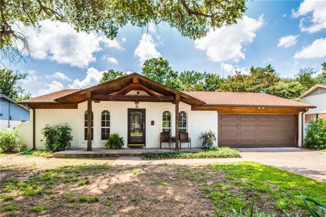417 Englewood Lane, Hurst, TX 76053 (MLS #14130836) :: RE/MAX Town & Country