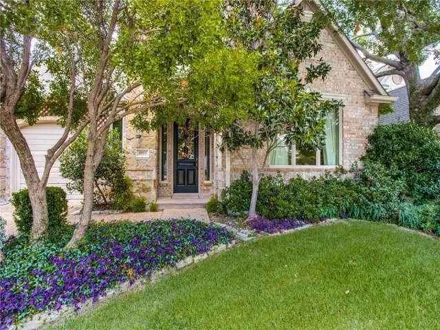 4011 Wellingshire Lane, Dallas, TX 75220 (MLS #14130863) :: HergGroup Dallas-Fort Worth