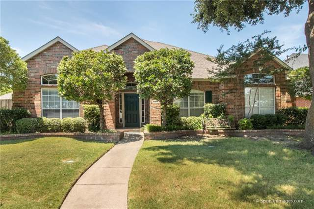7413 Westhaven Drive, Rowlett, TX 75089 (MLS #14131025) :: The Heyl Group at Keller Williams