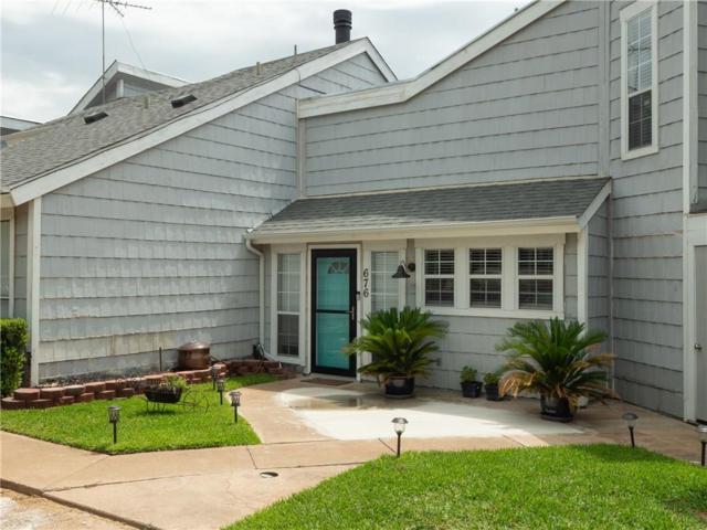 676 Harbor Drive, Azle, TX 76020 (MLS #14131118) :: Lynn Wilson with Keller Williams DFW/Southlake