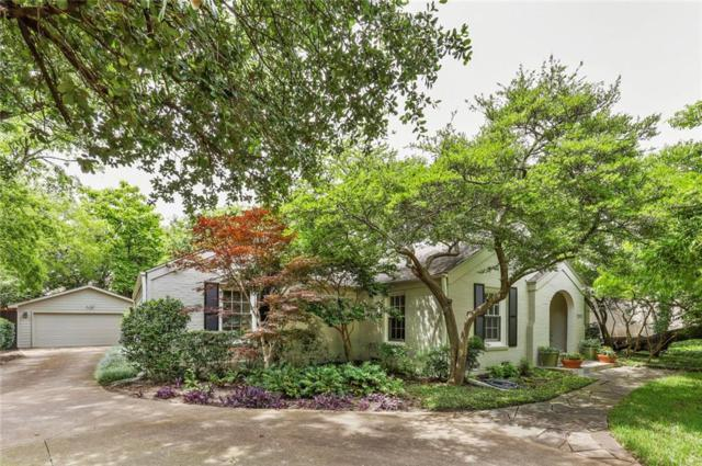 4543 Elsby Avenue, Dallas, TX 75209 (MLS #14131262) :: RE/MAX Town & Country