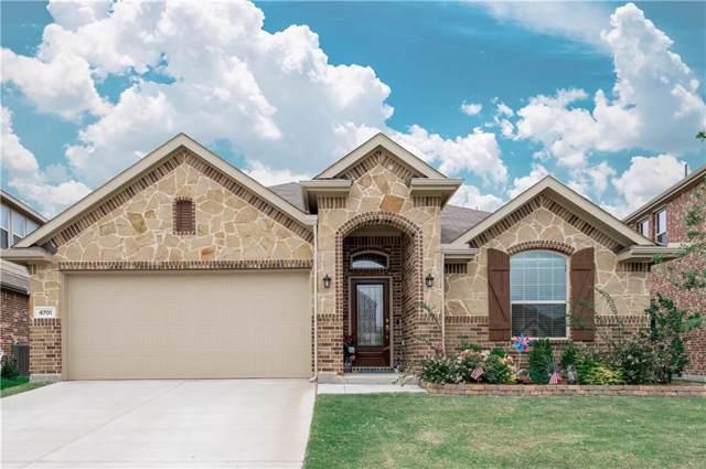 4701 Ray Roberts Drive, Frisco, TX 75036 (MLS #14131567) :: The Tierny Jordan Network