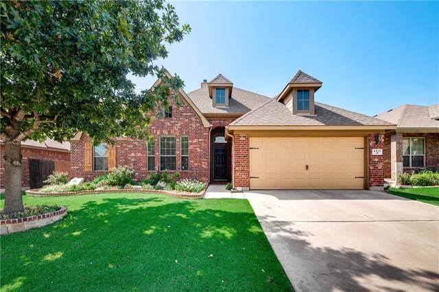 5317 Thornbush Drive, Fort Worth, TX 76179 (MLS #14132525) :: The Real Estate Station