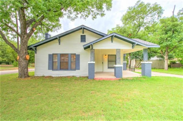 618 Granbury Street, Cleburne, TX 76033 (MLS #14132876) :: Potts Realty Group
