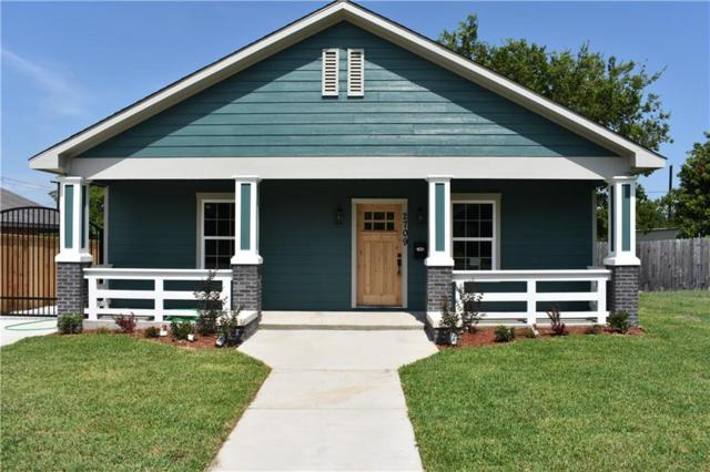 2709 May Street, Fort Worth, TX 76110 (MLS #14132914) :: RE/MAX Town & Country