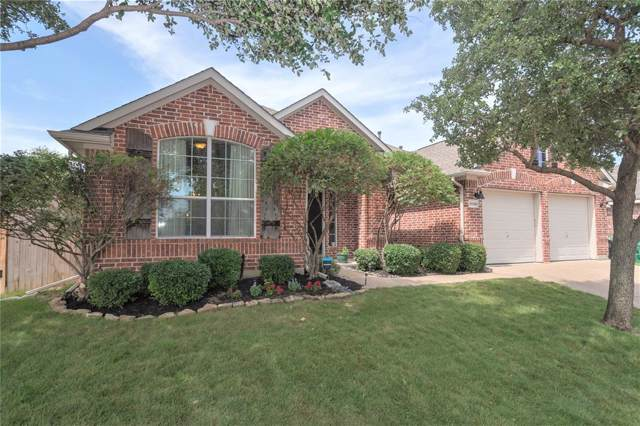 6008 Parkplace Drive, Denton, TX 76226 (MLS #14133070) :: The Rhodes Team