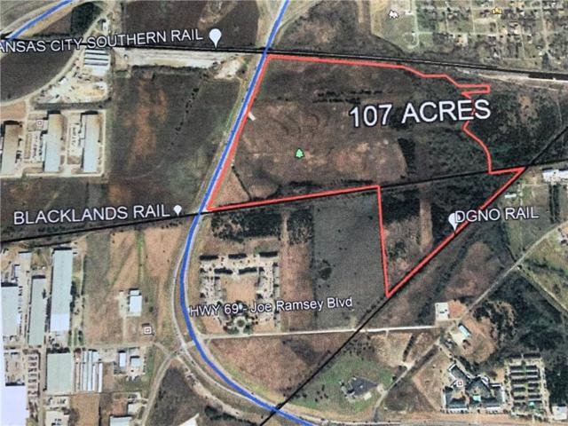 1 Joe Ramsey Boulevard, Greenville, TX 75401 (MLS #14133154) :: The Mitchell Group