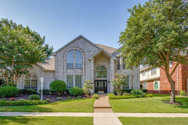 6312 Woodway Lane, Plano, TX 75093 (MLS #14133278) :: RE/MAX Town & Country
