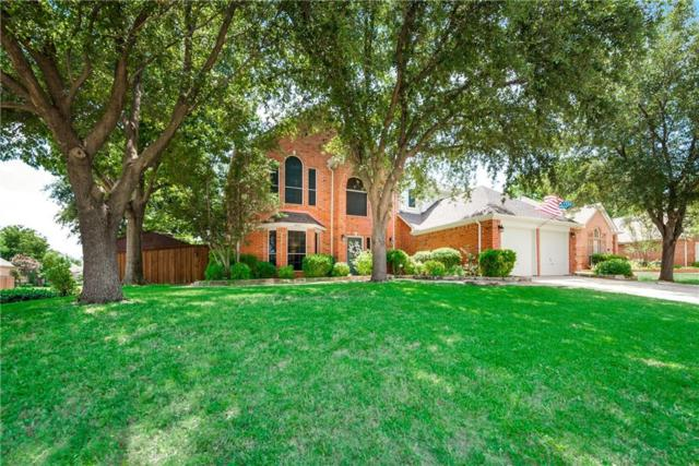 2632 Crepe Myrtle Drive, Flower Mound, TX 75028 (MLS #14133405) :: RE/MAX Town & Country