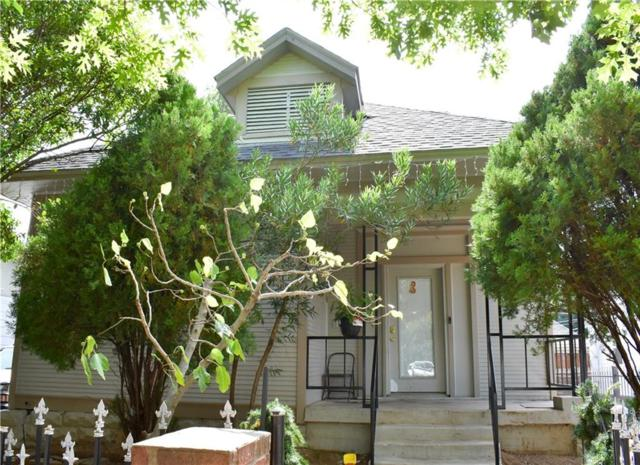 1808 S Adams, Fort Worth, TX 76110 (MLS #14133449) :: RE/MAX Town & Country