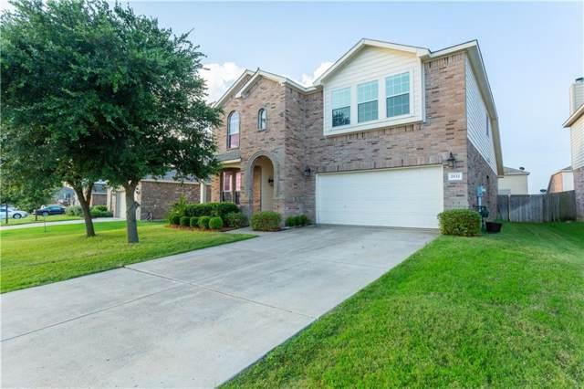 2032 Gardenia Drive, Forney, TX 75126 (MLS #14133524) :: Lynn Wilson with Keller Williams DFW/Southlake