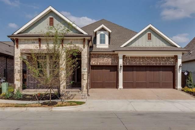 1407 Lone Eagle Way, Arlington, TX 76005 (MLS #14134251) :: Baldree Home Team