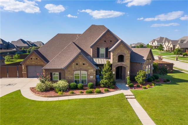 300 Summer Drive, Haslet, TX 76052 (MLS #14134374) :: RE/MAX Town & Country