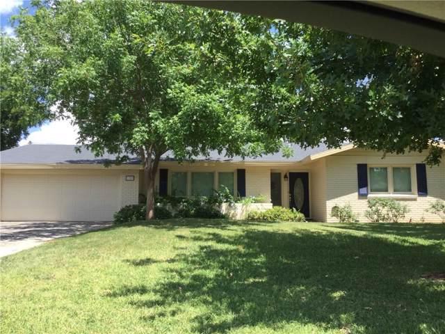 1709 Glenwood Drive, Abilene, TX 79605 (MLS #14134419) :: Robbins Real Estate Group