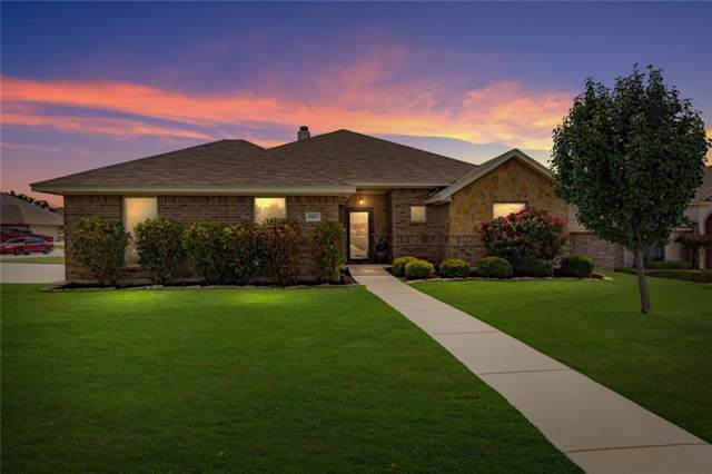 1917 Starwood Drive, Weatherford, TX 76086 (MLS #14134622) :: Baldree Home Team