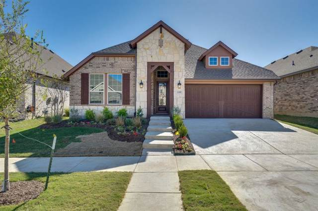 1205 14th Street, Argyle, TX 76226 (MLS #14134797) :: The Real Estate Station