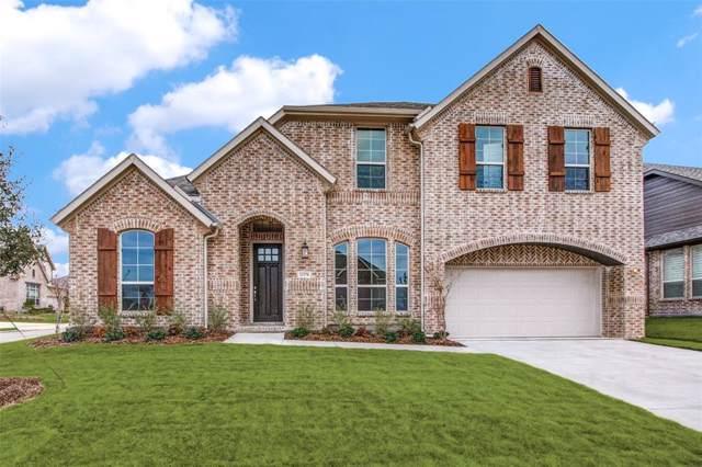 11378 Bull Head Lane, Flower Mound, TX 76262 (MLS #14134848) :: Real Estate By Design