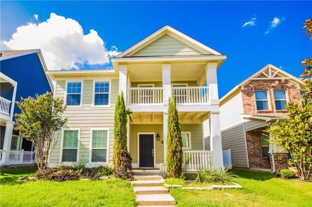 921 King George Lane, Savannah, TX 76227 (MLS #14134890) :: Frankie Arthur Real Estate
