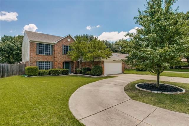 1524 Stratford Drive, Mansfield, TX 76063 (MLS #14134973) :: The Tierny Jordan Network