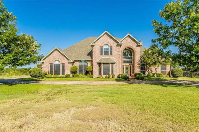 1239 County Road 512, Stephenville, TX 76401 (MLS #14135112) :: Real Estate By Design