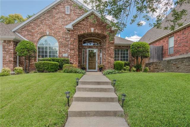 2525 Timber Ridge Drive, Garland, TX 75044 (MLS #14135146) :: The Rhodes Team