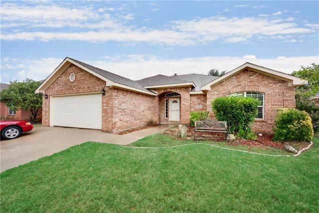 6609 Hampton Hills Street, Abilene, TX 79606 (MLS #14135266) :: The Tierny Jordan Network