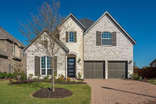 1600 Pebblebrook Lane, Prosper, TX 75078 (MLS #14135349) :: Real Estate By Design