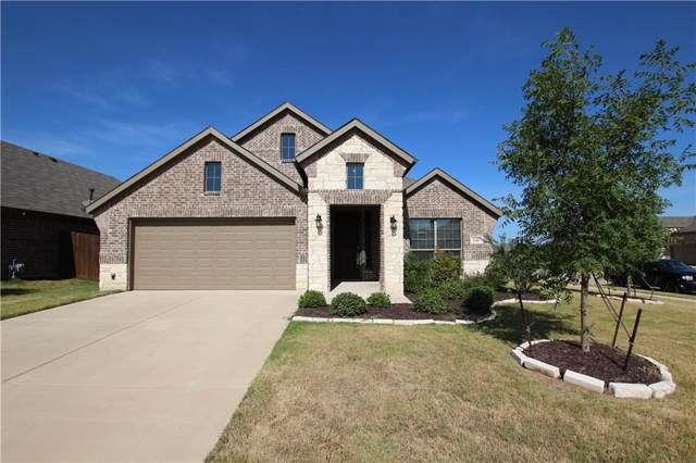 940 Cloudlock Drive, Saginaw, TX 76179 (MLS #14135578) :: Performance Team